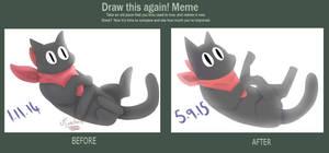 Sakamoto Draw Again