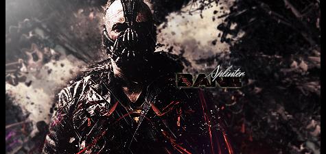 Bane Signature by Spliiintaaa