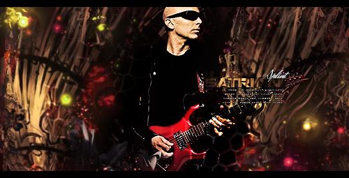 Joe Satriani Signature by Spliiintaaa