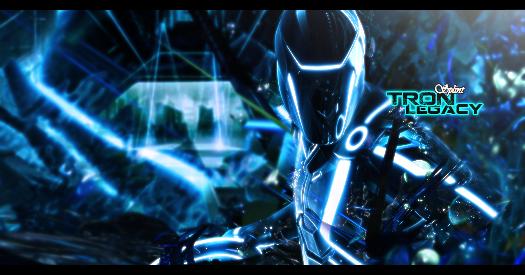 Tron Legacy by Spliiintaaa