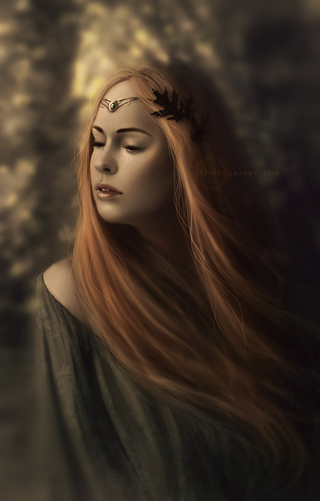 Aoife by RozennIlliano