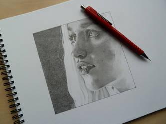 Daenerys - WIP by Suanin