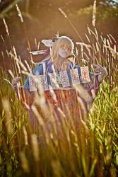 Through the Tall Grass