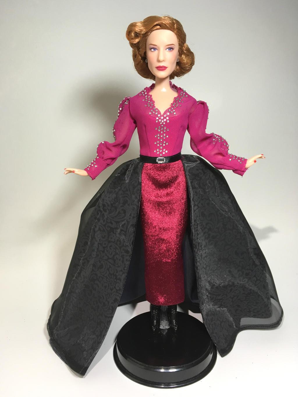 Cinderella 2015 Pink Dress
