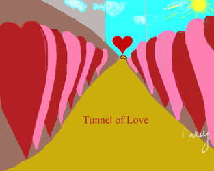 Tunnel of Love by Lovespoon