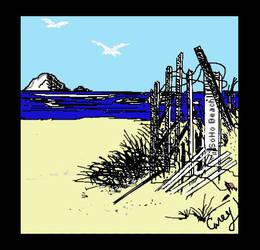 SoHo Beach by Lovespoon