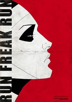Run Freak Run poster04