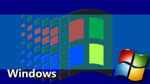 Windows NT and Windows 7 wallpaper