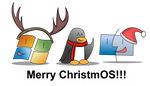 Merry ChristmOS!!!