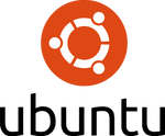 (with speedvideo) Ubuntu logo vector(1) by WindyThePlaneh