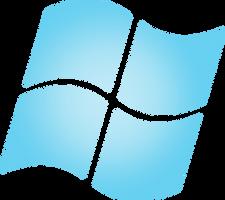 Windows 7 Starter logo vector by WindyThePlaneh