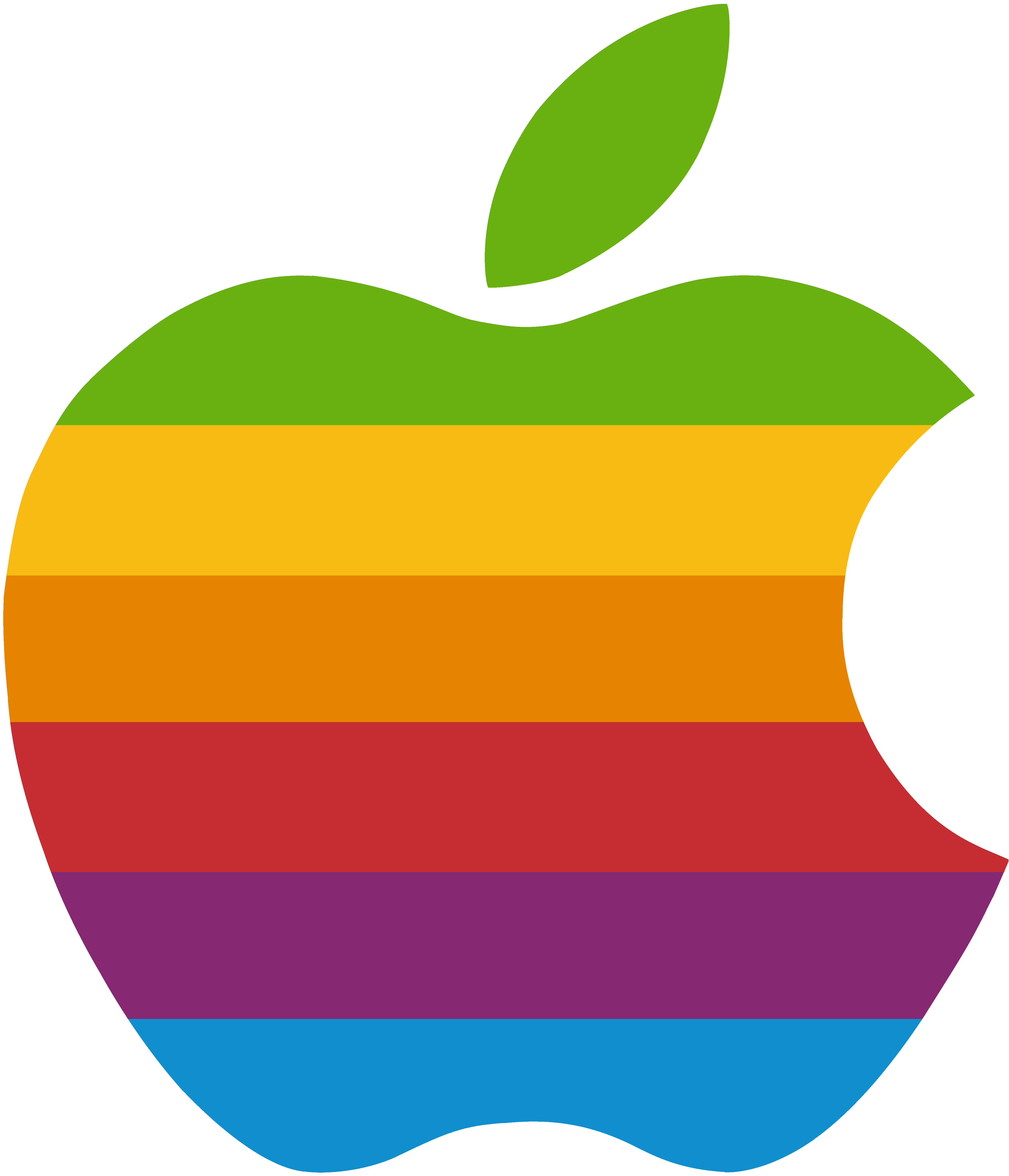 the apple logo Whether you are a mac person or a pc person, even the briefest exposure to the  apple logo may make you behave more creatively, according.