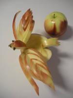 My Apple Bowl by Chuncarv