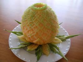 Melon Pineapple by Chuncarv