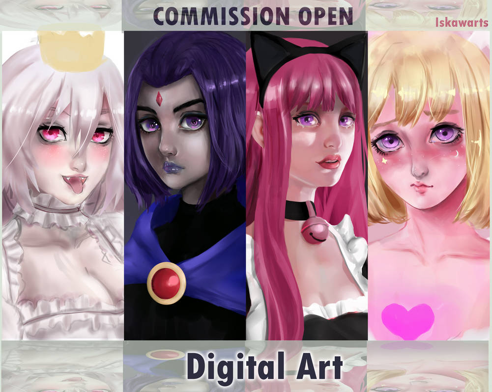 Commission Open(2019)