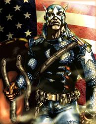 American Icon by Hyborian222 by benbal