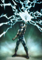 commission: VOLT cover by Aswin McSiregar by benbal