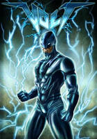 commission: VOLT variant cover by Aswin McSiregar by benbal