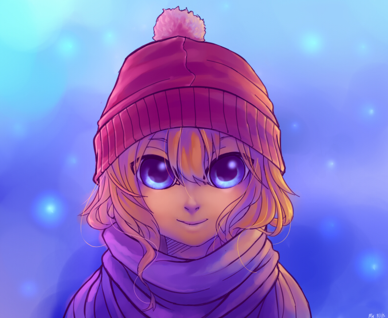 Little Chilly by XxPhantomRiderxX