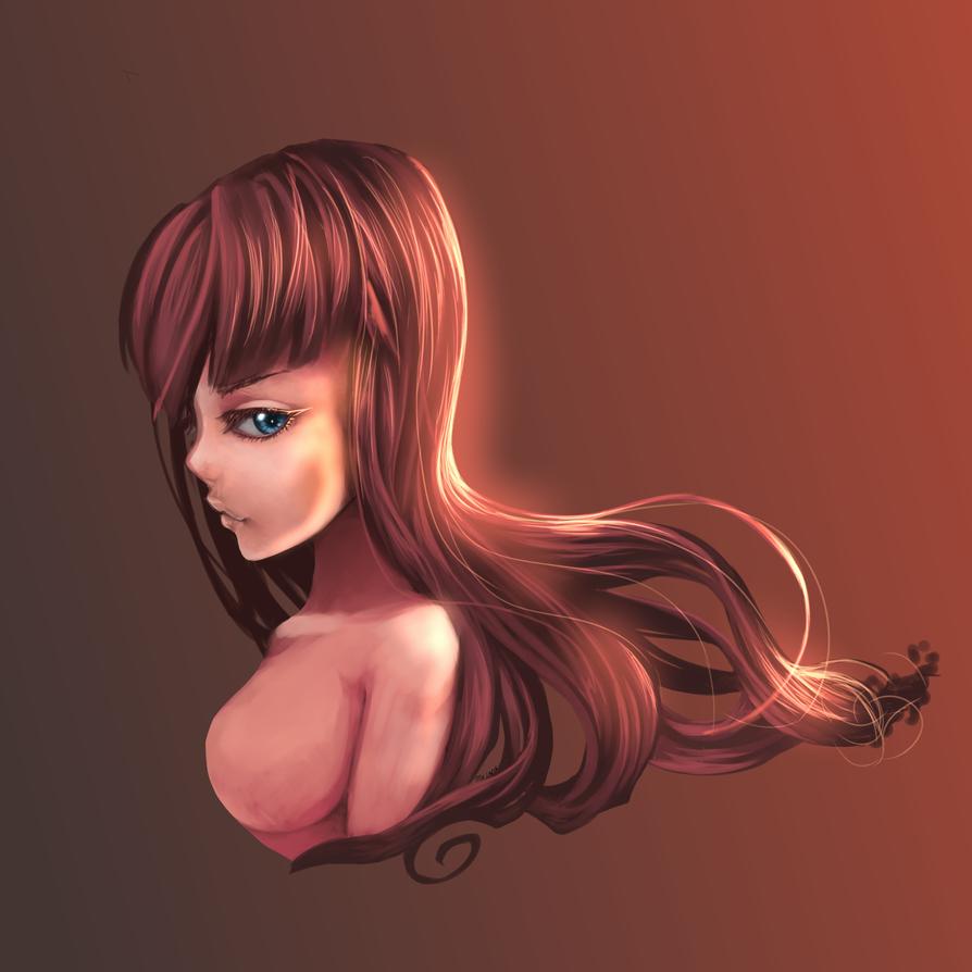 Practice Girl by XxPhantomRiderxX