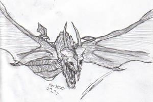 +Black Dragon+ by Violent-Hatred