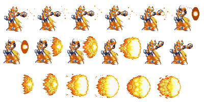 Heat Overdrive Flame Buster by Bloodpantha