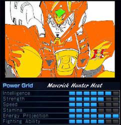 Heat New Power Grid by Bloodpantha
