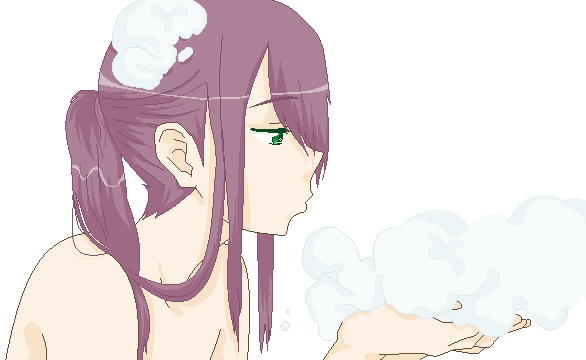 .:Blowing Bubbles:. by Allyza-Awesome123