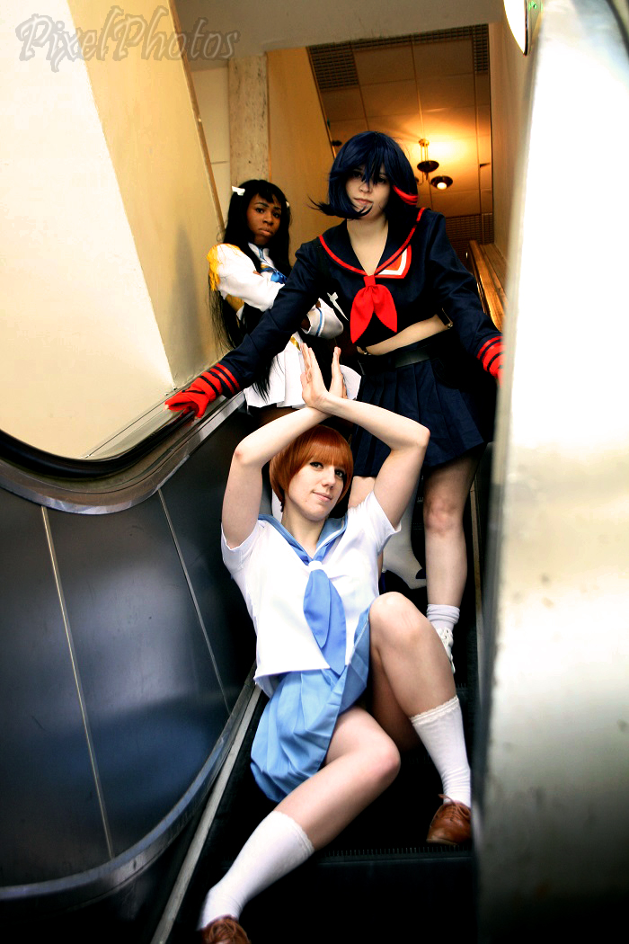 .:Kill la Kill:. by BakaPhotography