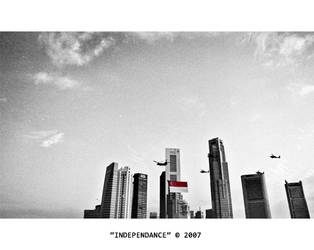Independance by selfrevolution