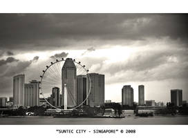 Suntec City - Singapore by selfrevolution