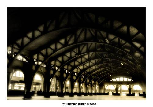 Clifford Pier - Interior