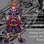 Kingdom Hearts 2 Sora
