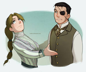young Bradleys by Koklico