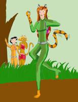 Totally Catgirls - Sam by Kathalia