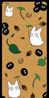 Totoro Bookmark