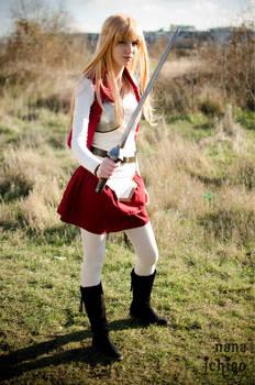 Asuna - Sword Art Online 4