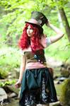Mad Hatress (Tim Burton's Alice in Wonderland)