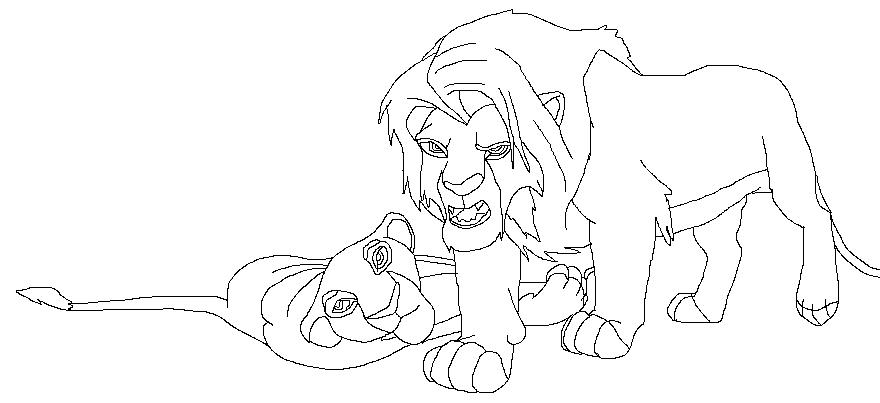 lion king base 122 by wolvesanddogs23 on deviantart