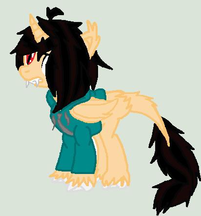 Bat Pony Me by wolvesanddogs23