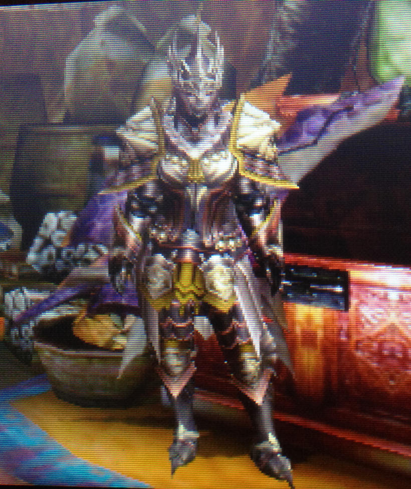 Kushala Set by wolvesanddogs23