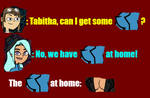 Meme #6   Total Drama Murders: Escape The Night