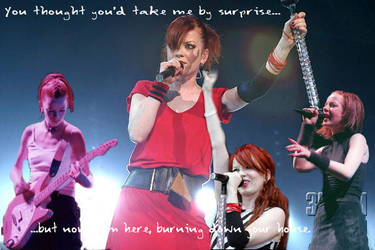 Shirley Manson blend by Queen-Lolly