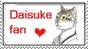 Bleach Senshoku: Daisuke Stamp by RoxyRoo