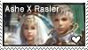 FFXII: Rasler X Ashe stamp by RoxyRoo
