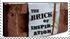 Brick of Inspiration stamp by RoxyRoo