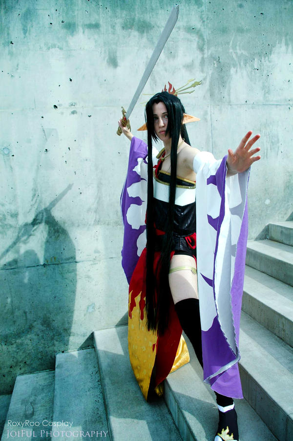 Ashura from Tsubasa: Fire and Shadow by RoxyRoo