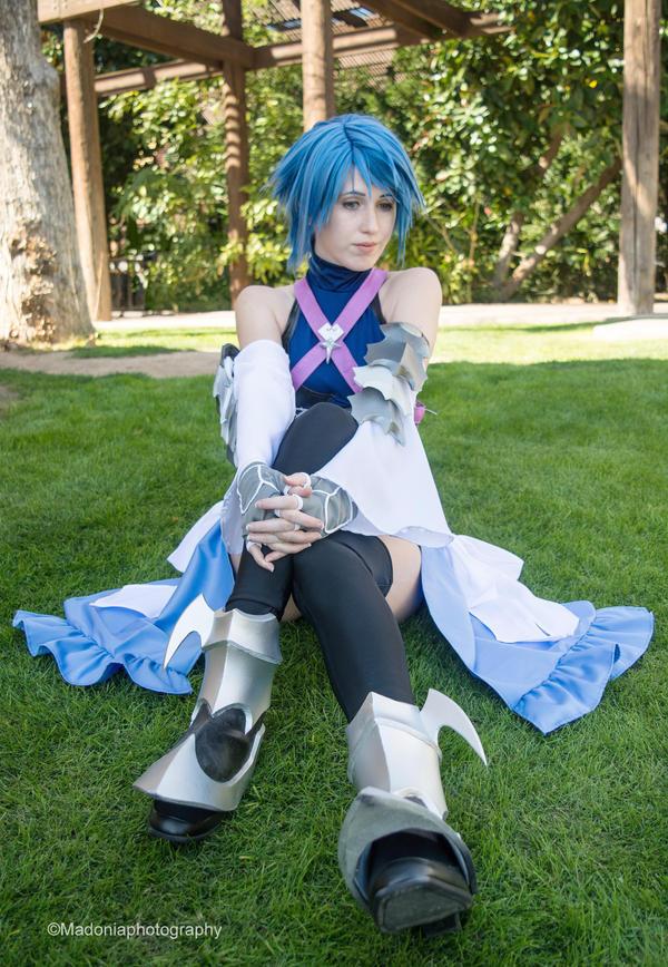 Aqua Kingdom Hearts. Moment's Respite. by RoxyRoo