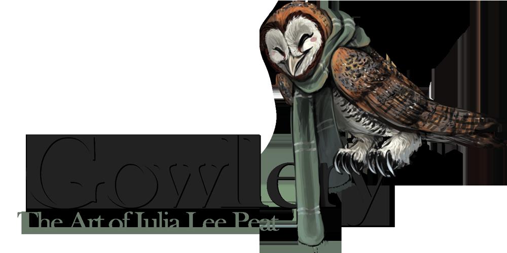 Gowllery Logo