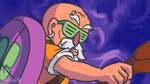 Seven Star (Dragon Ball Z) Reanimate - Shot 35